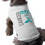 El cáncer chupa - al cáncer de cuello del útero ropa macota