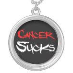 El cáncer chupa - al cáncer oral grimpola