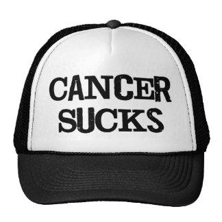 El cáncer chupa gorras de camionero