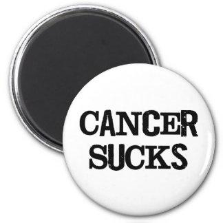 El cáncer chupa imán