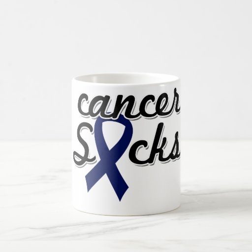 El cáncer chupa la taza