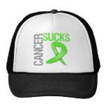 El cáncer chupa - linfoma gorro de camionero