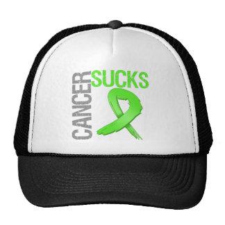 El cáncer chupa - linfoma Non-Hodgkin Gorras De Camionero