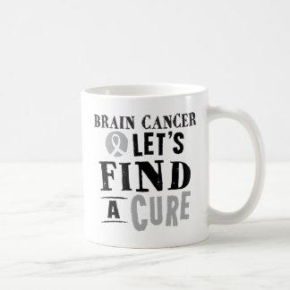 El cáncer de cerebro deja para encontrar una taza