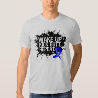El cáncer de colon despierta la repetición del camisas