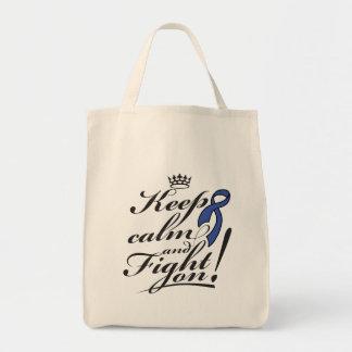 El cáncer de colon guarda calma y sigue luchando