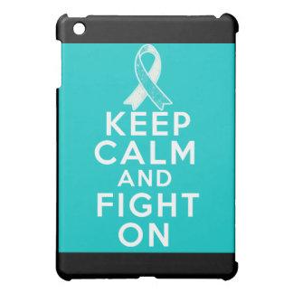 El cáncer de cuello del útero guarda calma y sigue