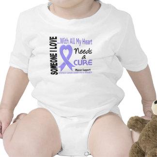 El cáncer de estómago necesita una curación 3 camisetas