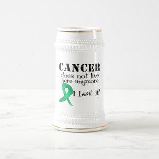 El cáncer de hígado no vive aquí más taza