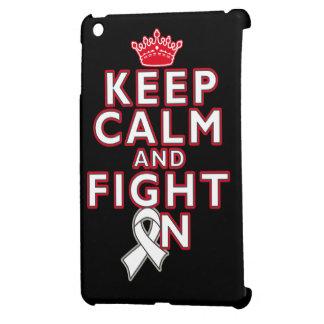 El cáncer de hueso guarda lucha tranquila