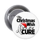 El cáncer de hueso mi deseo del navidad es una cur pins