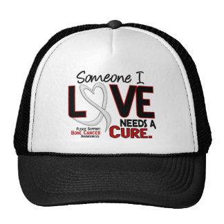 El cáncer de hueso NECESITA una CURACIÓN 2 Gorros