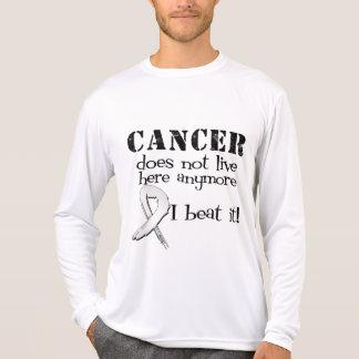 El cáncer de hueso no vive aquí más remera