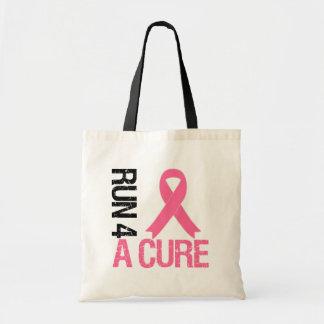 El cáncer de pecho corre 4 una curación bolsas