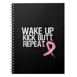 El cáncer de pecho despierta la repetición del ext libro de apuntes