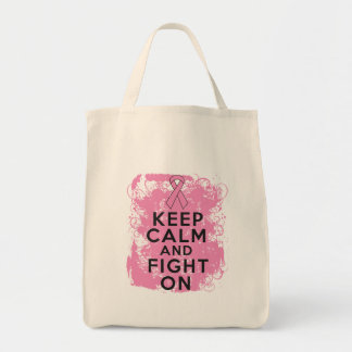 El cáncer de pecho guarda calma y sigue luchando bolsa