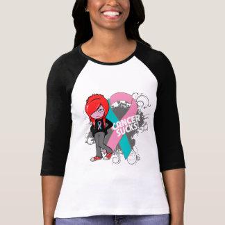 El cáncer de pecho hereditario chupa t shirts