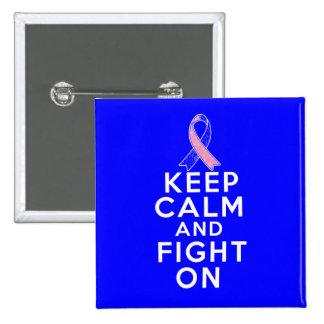 El cáncer de pecho masculino guarda calma y sigue  pins