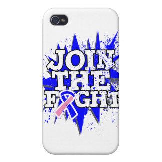 El cáncer de pecho masculino se une a la lucha iPhone 4 cobertura