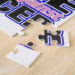 El cáncer de pecho masculino - tome un soporte con puzzles con fotos