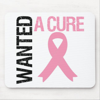 El cáncer de pecho quiso una curación alfombrillas de ratones