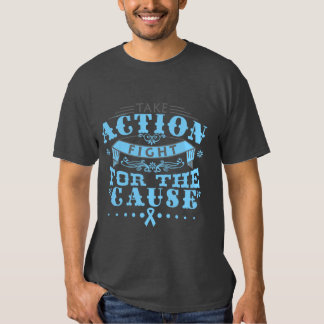 El cáncer de próstata toma la lucha de la acción poleras