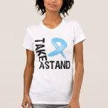 El cáncer de próstata toma un soporte camiseta