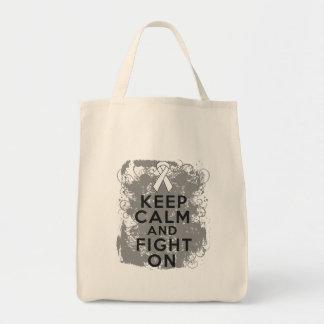 El cáncer de pulmón guarda calma y sigue luchando bolsas