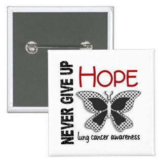 El cáncer de pulmón nunca da para arriba la maripo pins