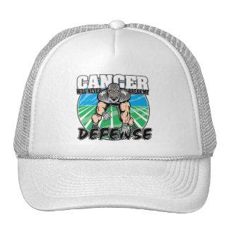 El cáncer de pulmón nunca romperá mi defensa gorras de camionero