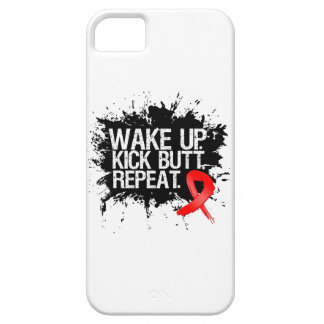 El cáncer de sangre despierta la repetición del iPhone 5 cárcasa