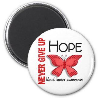 El cáncer de sangre nunca da para arriba la maripo imán para frigorífico
