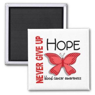El cáncer de sangre nunca da para arriba la maripo iman para frigorífico