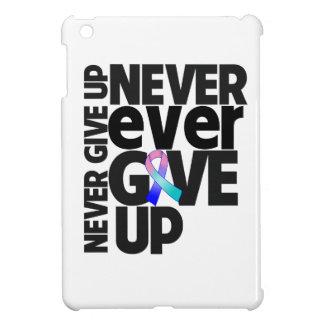 El cáncer de tiroides da nunca nunca para arriba
