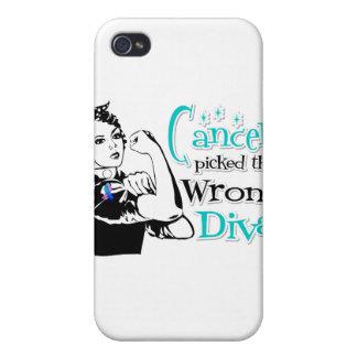 El cáncer de tiroides escogió a la diva incorrecta iPhone 4 coberturas
