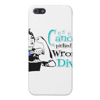 El cáncer de tiroides escogió a la diva incorrecta iPhone 5 cobertura