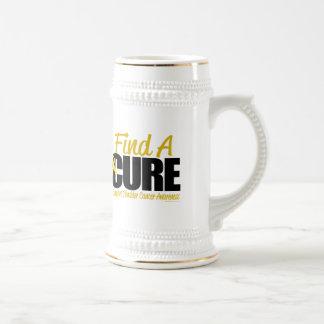 El cáncer de vejiga encuentra una curación tazas de café