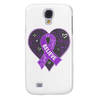El cáncer del ESENCIAL cree el corazón de la cinta Funda Para Galaxy S4