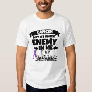 El cáncer del ESENCIAL hizo frente a su enemigo Playera