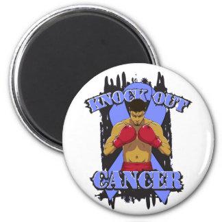 El cáncer del esófago elimina al cáncer imán de frigorifico
