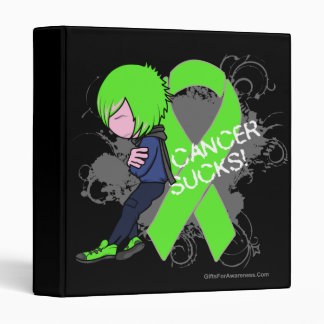 El cáncer del linfoma chupa el muchacho