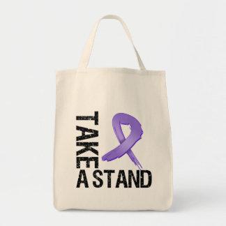 El cáncer del linfoma de Hodgkin toma un soporte Bolsas