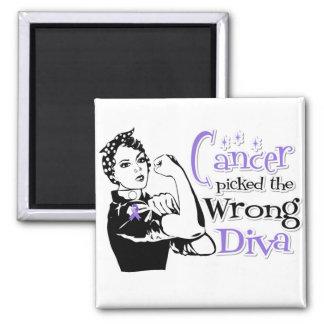 El cáncer del linfoma de Hodgkins escogió a la div Imanes Para Frigoríficos