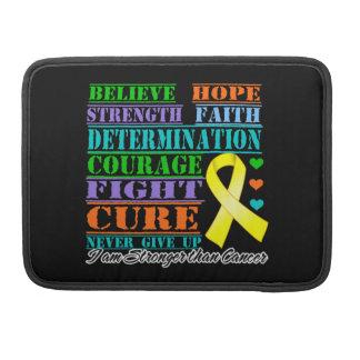 El cáncer del osteosarcoma cree la determinación d fundas para macbooks