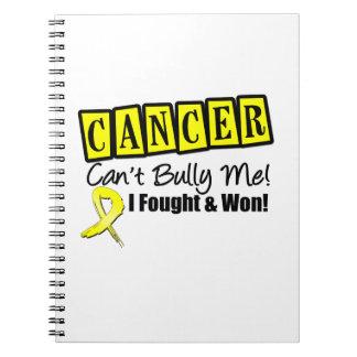 El cáncer del sarcoma de Ewing no puede tiranizarm Libros De Apuntes