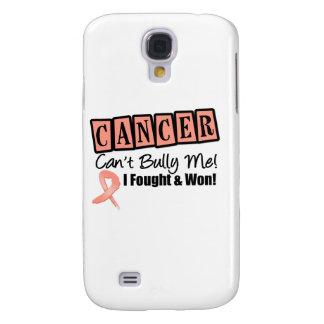 El cáncer endometrial no puede tiranizarme… que me