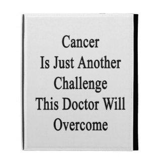 El cáncer es apenas otro desafío el este doctor Wi