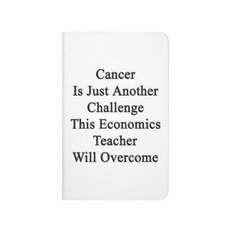 El cáncer es apenas otro desafío esta economía Te Cuadernos