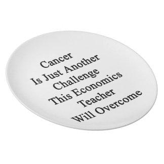 El cáncer es apenas otro desafío esta economía Te
