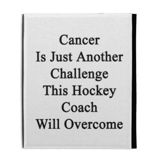 El cáncer es apenas otro desafío este coche de hoc